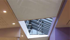 roof blinds for offices