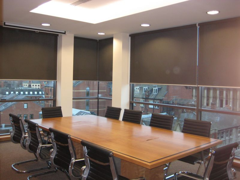 blinds for offices