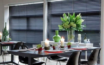 venetian blinds for work canteens