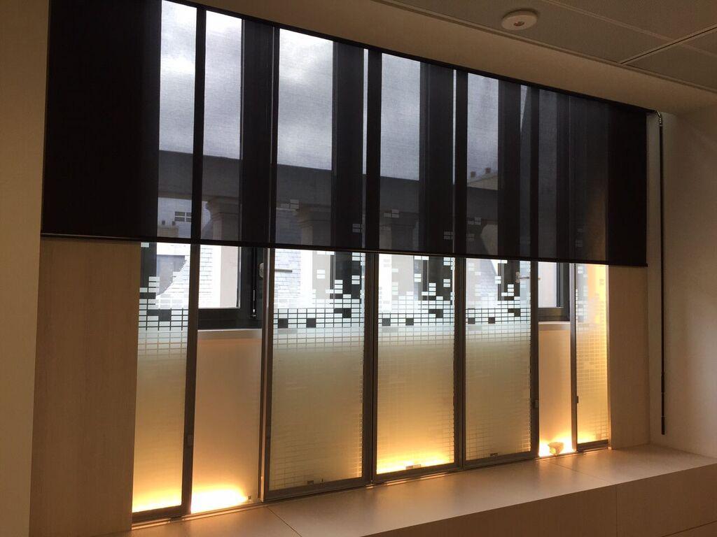 blackout venetian blinds for restaurants