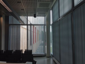 office verticle blinds