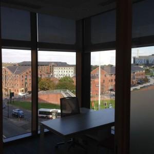 office window blinds leeds