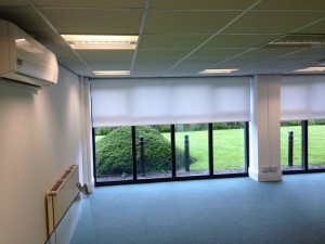 roller blinds commercial use