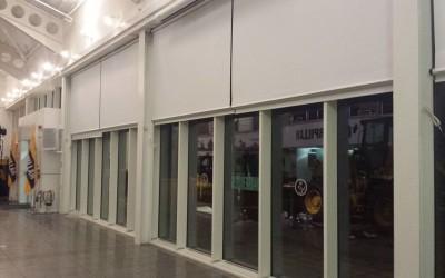 roller blinds for commercial use