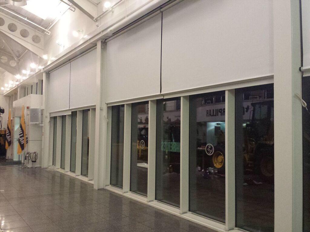 shop blinds. Roller Blinds For Commercial Use Shop