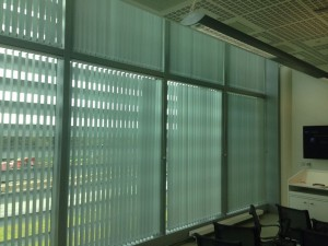 vertical blinds for commercial use