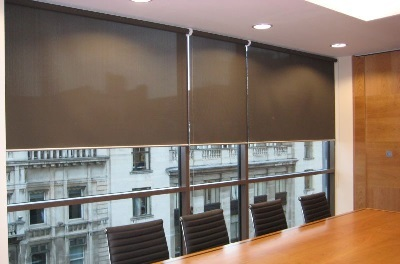 automated roller blinds