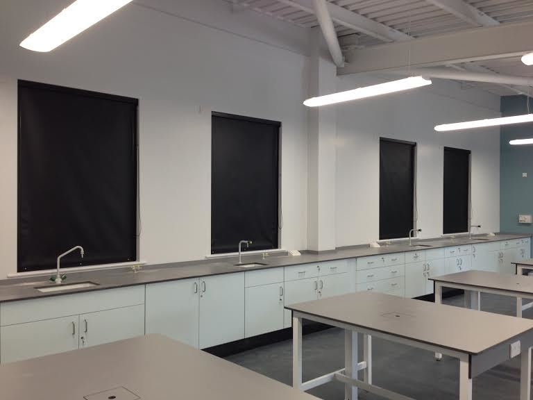 roof blinds for schools