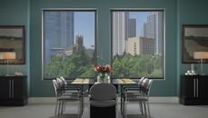 blackout roller blinds uk for offices