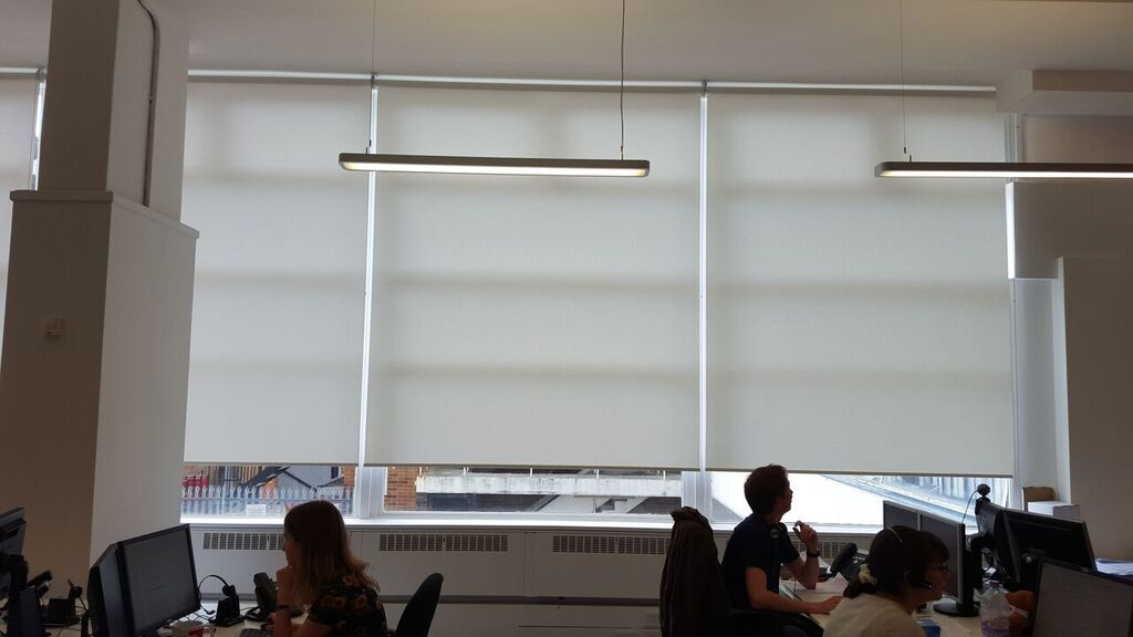 Ordinaire Roller Blinds For Officejpe